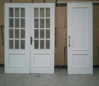 Puertas Blancas De Segunda Mano Por 150 En Sant Hilari