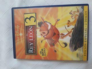 rey león 3 edición especial
