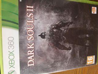 Dark souls II para xbox 360
