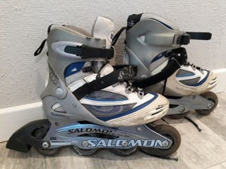 Patines Salomon Talla 38