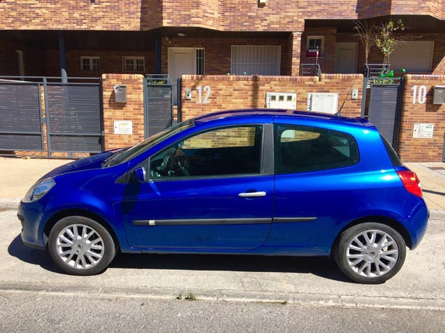 Renault Clio 1.5 DCi ECO2 2009