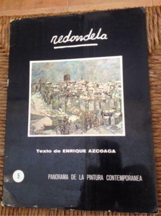 Libro catálogo de Redondela artist