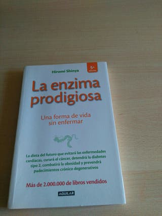 Libro La enzima prodigiosa