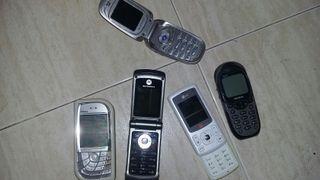 Teléfono móvil lote
