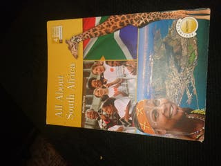libro all about south africa