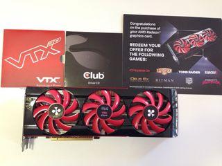 Tarjeta gráfica AMD 7990