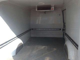 Camion frigorifico iveco