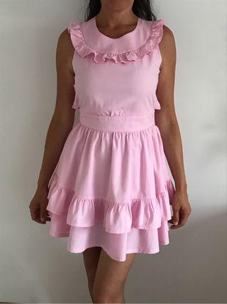 Holy preppy vestido talla M nuevo
