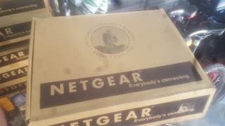 Switch NETGEAR 48puertos 2GIGA