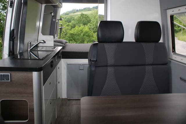 Volkswagen Crafter 2014 Camper NORANTZ