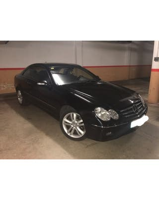 Mercedes-Benz CLK 2008 kOMPRESSOR AVANTGARDE