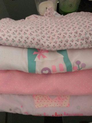 lote pijamas algodón talla 23 meses