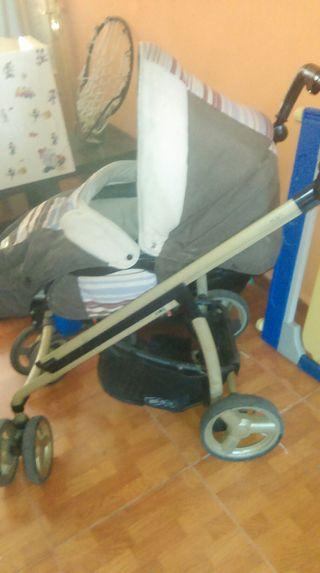 bebé car tiene roto el manillar ideal recambios