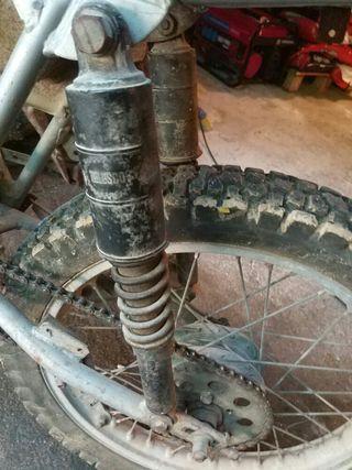piezas de moto Montesa