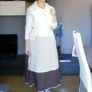 traje de asturiana