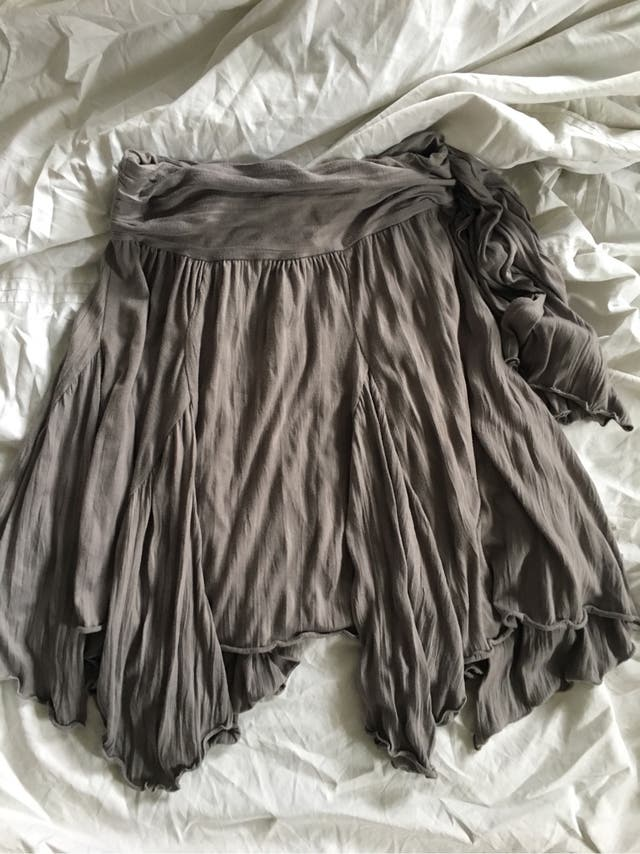 Next grey skirt (S)