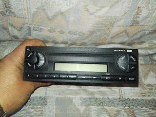 radio cd seat