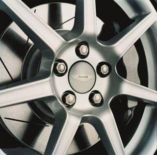Llantas Aston Martin Vantage