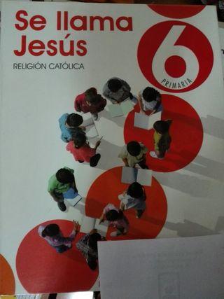 Libro Se llama Jesús ISBN 9788467597667