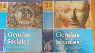 Libro de Texto Ciencias Sociales