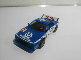 """Lancia Rally 037 """"PIONEER"""" Ref.4073 Scalextric"""