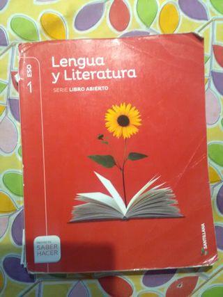 Lengua y Literatura 1r ESO Santillana
