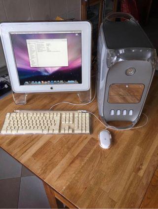Power Mac G4 3,6 1,25GHz de Colección ¡PERFECTO ESTADO!