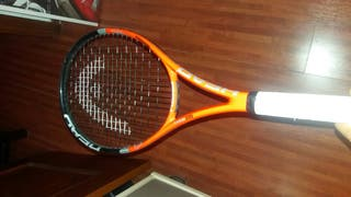2 raquetas de tenis head