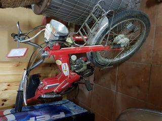 Ciclomotor Mobylette original