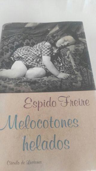 "Libro de Espino Freire "" Melocitones helados"""