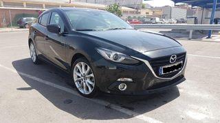 Mazda 3 2015 sport sedan con todos los extras