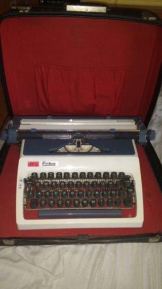 Maquina de escribir Daro Erika