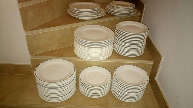 Lote platos hosteleria