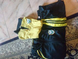 chandal Club Deportivo Manuel Rubio Gijon