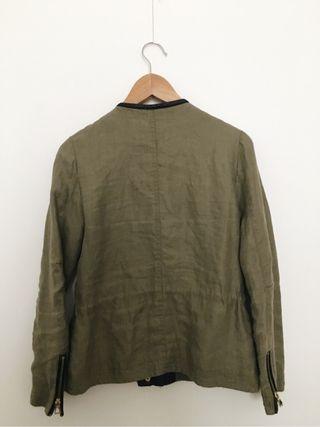 Khaki Jacket
