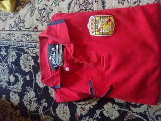 chaqueta y polo Llano 2000