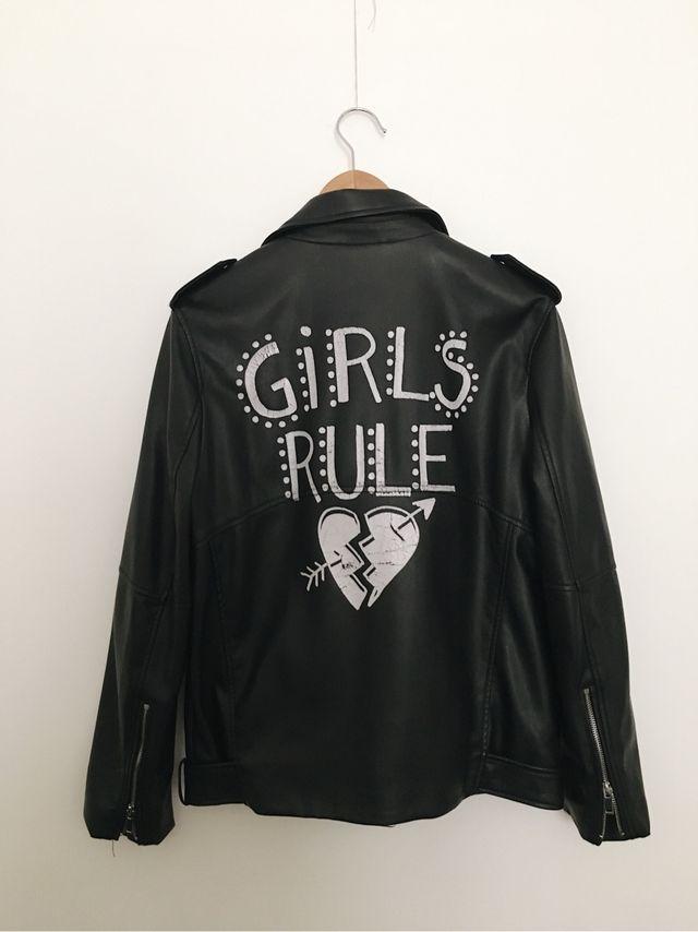 Girls Rule Jacket