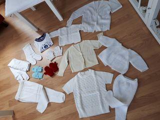 Ropa de bebé de 0 a 1 año 17 piezas