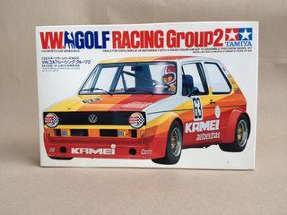 Tamiya vw Golf racing group2 1977