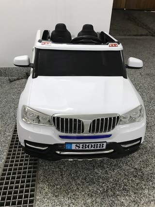 bmw x5 2016 coche eléctrico niños