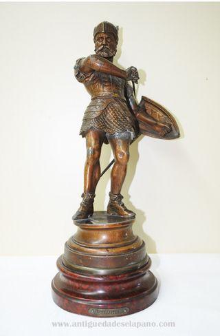 Antiguo guerrero Ulises