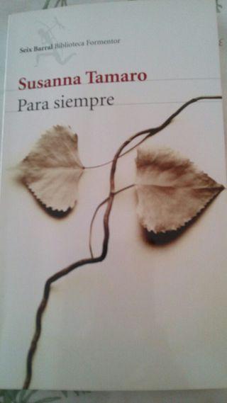 Para Siempre .Susanna Tamaro.