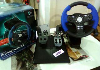 Volante para PS2