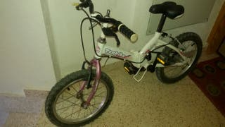 "Bicicleta plegable 14"""