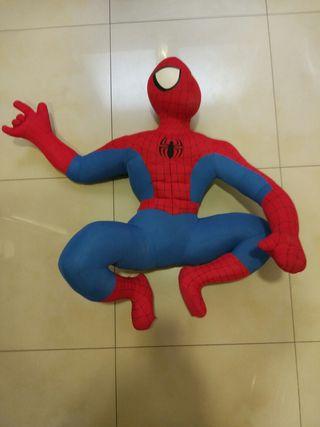 muñeco spiderman gigante peluche