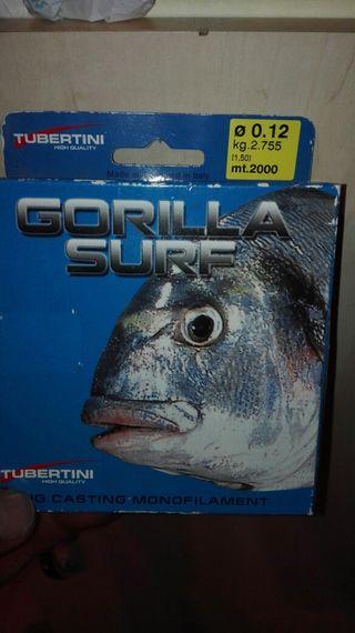hilo tubertini gorila surf 2000