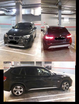 BMW X1 SDRIVE 18 D 2011 Con todos los extras