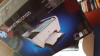 Impresora HP Laserjet Pro CP1025
