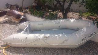 Barca quiksilver 3 metros con papeles todo legal
