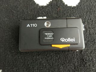 camara microcamara A 110 Rollei